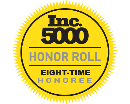 5LINX on inc5000 Honor Roll