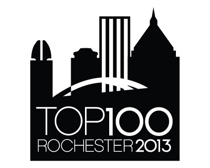 5LINX #1 on Rochester NY top 100 list in 2012